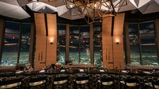 Bar at 71Above in the U.S. Bank Tower